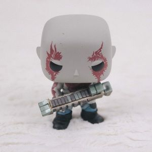 Funko Accents - Funko POP Guardians of the Galaxy Drax Collectible